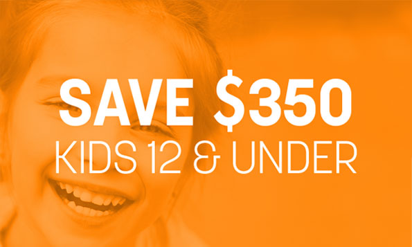 Save $350 kids 12 and under Lovett Dental special offers