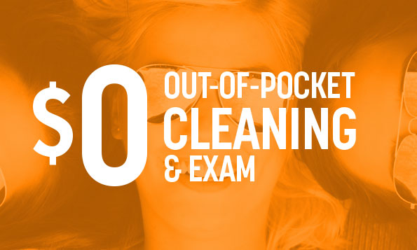 Free Teeth Cleaning and Exam Lovett Dental special offers