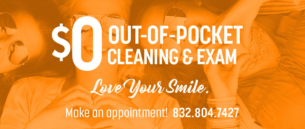 cleaning & exam special offers