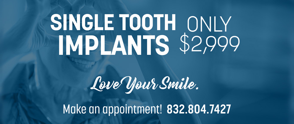 single tooth implants special offers